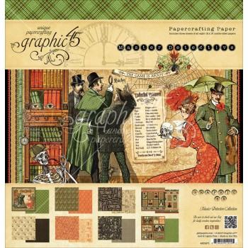 Master Detective, 12 Designs/2 Each