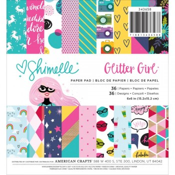Glitter Girl ,shimelle,paper,cardmaking,scrapbook,scrapbooking,planner,diary,papercarft