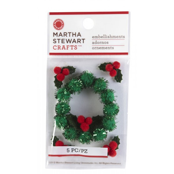 Mind Memory Martha Stewart Crafts Cottage Christmas Collection 3