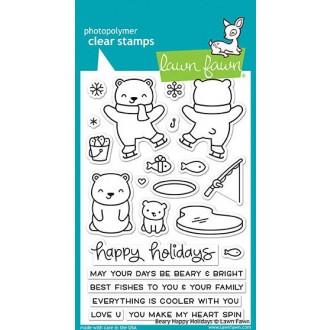 beary happy holidays,christmas,holiday,cardmaking,cardidea,seasonal,gift,tag,planner,diary,scrapbooking