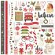 Claus & Co.,christmas,sticker,scrapbook,album